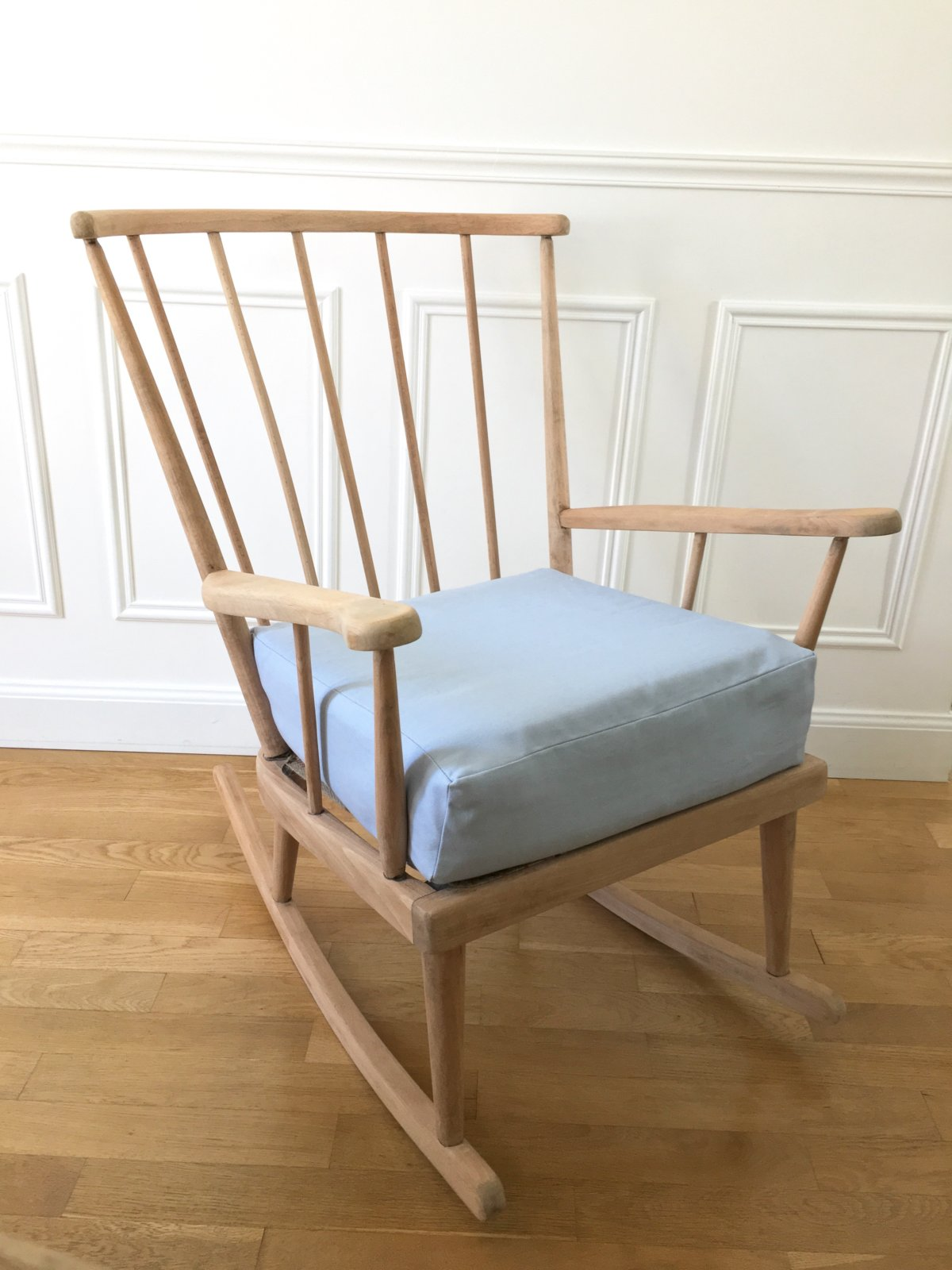 Rocking chair Baumann