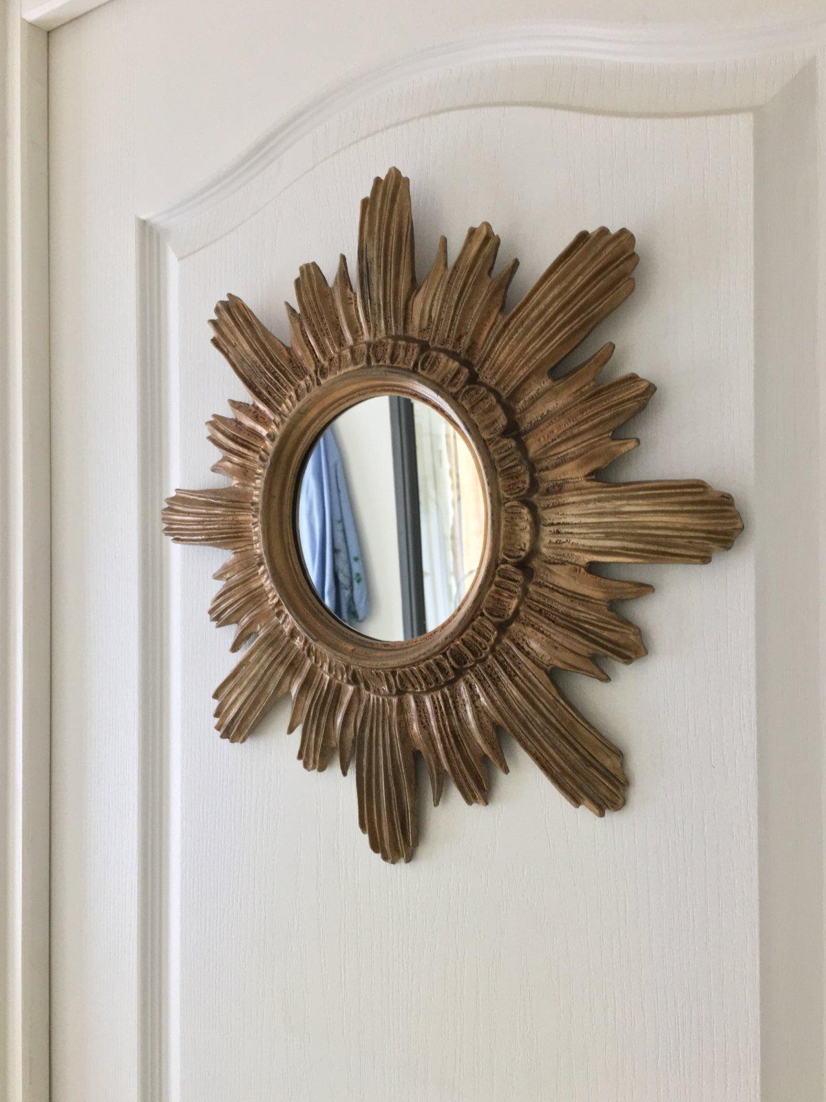 Miroir sorcière Tati