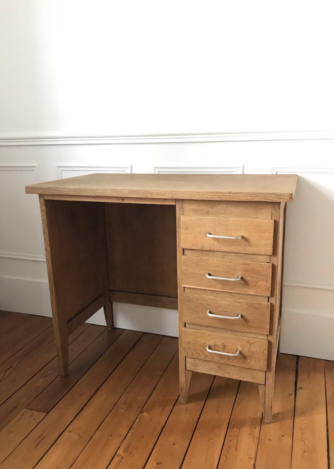bureau ann es 60 vaillant le petit meuble. Black Bedroom Furniture Sets. Home Design Ideas