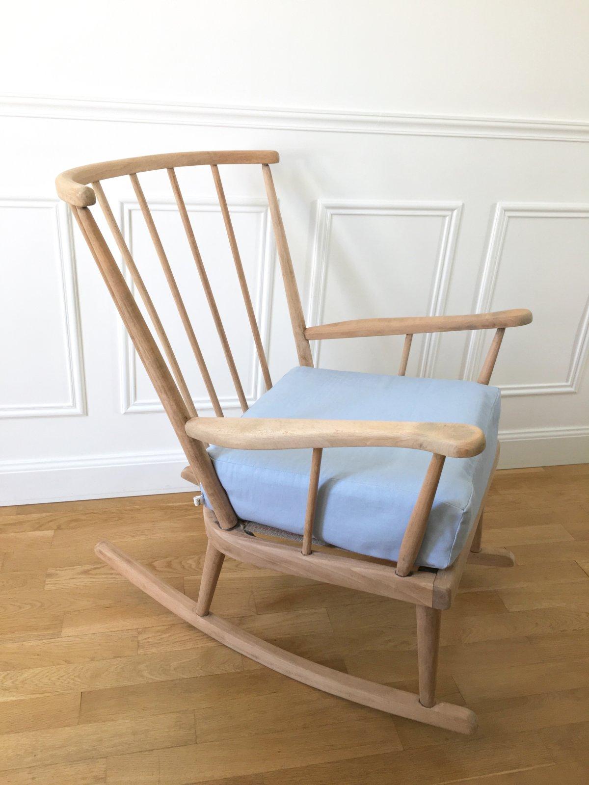 Rocking chair Baumann