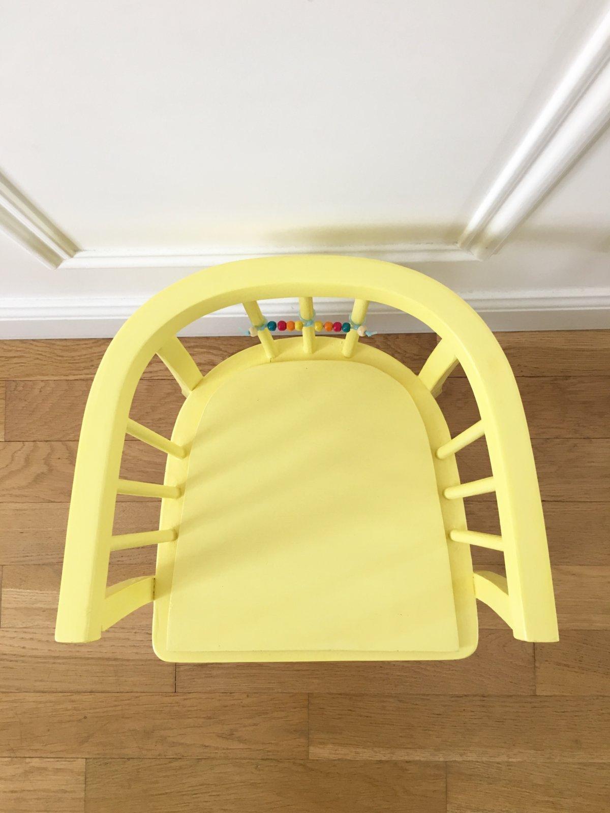 Chaise pot Baumann